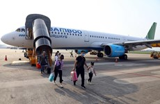 Bamboo Airways leads in seven-month on-time performance