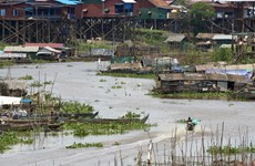 MRC urges Mekong countries to address low water flows