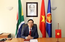 Celebrating the ASEAN community ties with South Africa