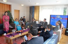 Vietnamese embassy chairs meeting of ASEAN Committee in Bern