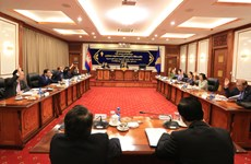 Cambodia speeds up formation of state property management bill