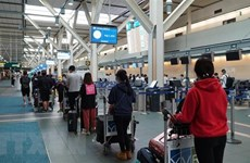 More Vietnamese citizens brought home from Canada, RoK