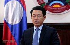 Lao FM praises ASEAN as successful regional organisation
