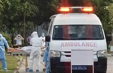 One more COVID-19 patient dies in Vietnam