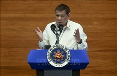 Philippine President confident ASEAN will overcome COVID-19