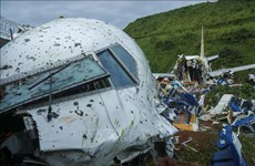 Condolences to India over plane crash