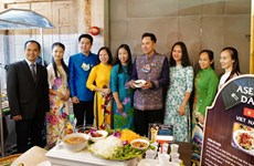 Thailand hosts programme promoting ASEAN culinary delights