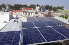 Dong Nai working to develop rooftop solar power
