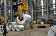 Hoa Phat's steel pipe exports rise 16 pct in seven months