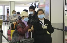 More than 340 Vietnamese citizens flown home from Russia