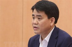 Suspension of Hanoi Chairman linked with three legal cases
