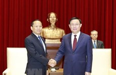 Hanoi looks to strengthen cooperation with Phnom Penh