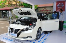 Nissan to sell stake in Indonesian automobile sales joint venture