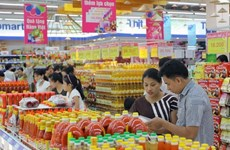 Vietnamese products hold dominant position in local distribution network
