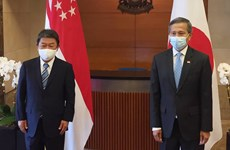 Japan, Singapore to ease COVID-19 travel restrictions from September