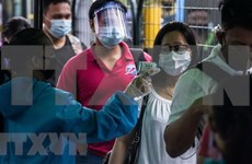 Philippines reports over 4,000 new COVID-19 cases on August 13