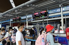 Nearly 240 Vietnamese citizens brought home from Malaysia