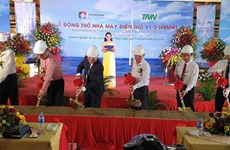 Construction of Vietnam-Thailand wind power plant underway