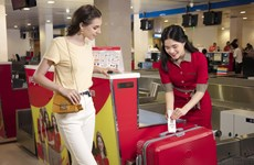Vietjet offers free checked baggage on all domestic flights
