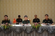 Vietnam, Singapore bolster defence cooperation