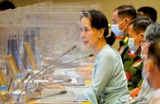 Myanmar government, ethnic armed groups agree on ceasefire