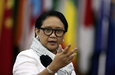 COVID-19 raises fragility of conflict-ridden countries: Indonesian FM
