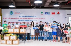 """For a Vietnam with no one left behind amid COVID-19"" project launched"