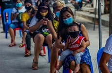 Philippines, Indonesia report thousands of new COVID-19 cases