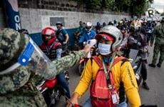 COVID-19 continues developing complicatedly in Philippines, Indonesia