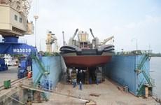 Hyundai Vietnam shipbuilding company exports ships to 16 countries