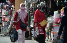 Indonesia adjusts GDP growth goal for 2020