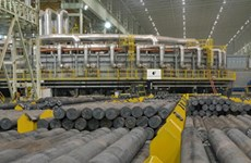 Steel consumption down 9.6 pct. in first seven months