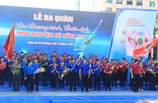 Ho Chi Minh City youth conclude successful summer volunteer campaign