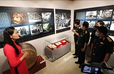 Valuable exhibits put on show on anniversary of August Revolution