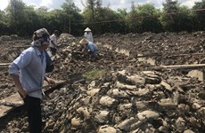 Flood season coming late, drought may hit Mekong Delta again next year