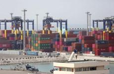 Thailand's cross-border trade drops in H1