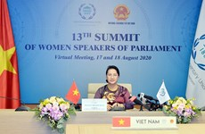 Parliaments urged to promote role in ending violence against women