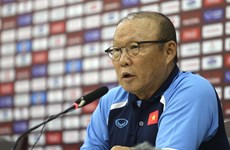 Vietnam to focus on World Cup qualifiers: coach Park