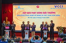 """Make in Vietnam"" digital technology product awards launched"