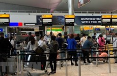 More Vietnamese citizens return home from US