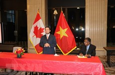 August Revolution, National Day marked in Canada