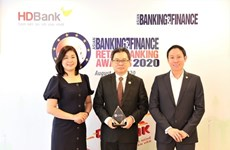 HDBank named best domestic retail bank for second straight year