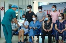 Five new COVID-19 cases reported in Da Nang city
