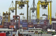 Indonesia's July trade surplus highest in nine years