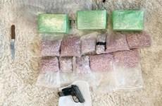 Drug ring busted in Hanoi