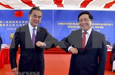 Vietnam, China celebrate 20th anniversary of land border treaty signing