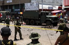 At least 15 people killed in Philippine blasts