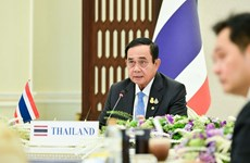 Thai PM proposes four Mekong-Lancang cooperation areas