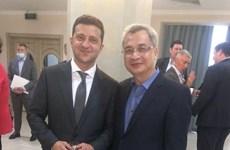 Vietnam treasures ties with Ukraine: Ambassador