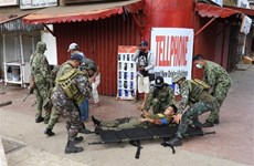 Vietnam strongly condemns terrorist bombings in Sulu, Philippines